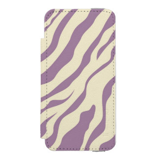 S.K. Caixa da carteira da febre da zebra