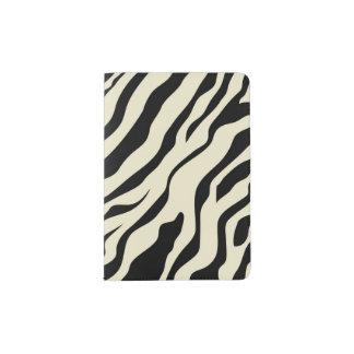 S.K. Febre da zebra Capa Para Passaporte