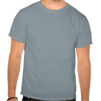 S - O alfabeto de Falck azul Tshirts