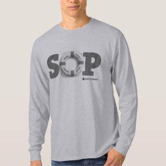 S.O.P salvar nossa luva longa das piscinas de T-shirt