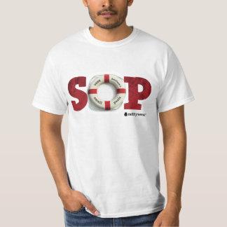 S.O.P salvar nosso t-shirt do valor das piscinas