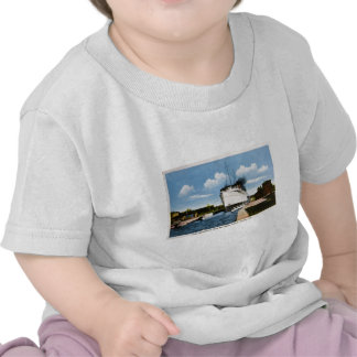 S.S. Assiniboia em Sault Ste. Marie, Ontário, CA Camiseta