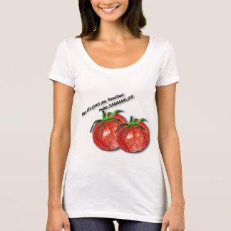 SAAAAAALSA! T-shirt do pescoço Camiseta