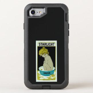 Sabão da luz das estrelas capa para iPhone 7 OtterBox defender