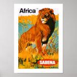 ~ Sabena de África Posteres