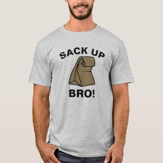 Saco acima de Bro Camiseta