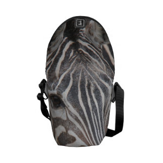 Saco animal de Msgr do impressão, zebra, tira/pret Bolsa Mensageiro