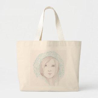 saco bonito da criança bolsa para compras