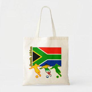Saco claro de África do Sul do futebol Bolsa Para Compra