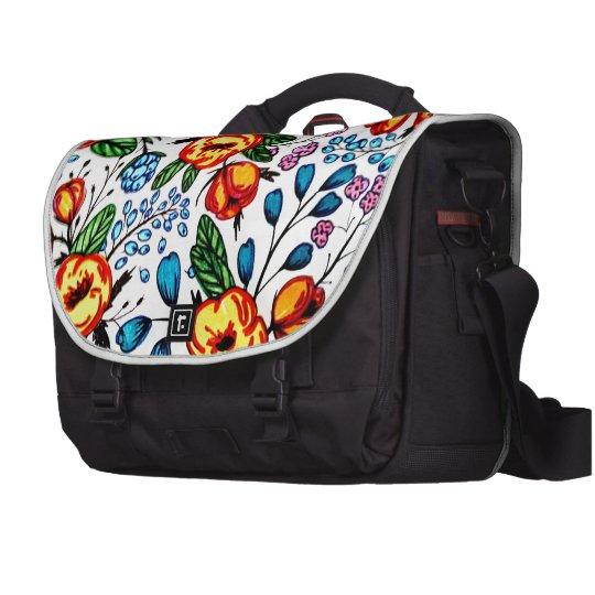 Saco colorido da viagem ao trabalho mochila para laptop