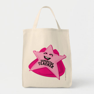 saco cómico do professor da estrela mundial! bolsas