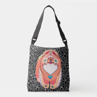 Saco crossbody ou bolsa de SOPHIE de BINDI