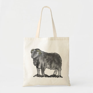 Saco da arte dos carneiros de Herdwick da ram do Bolsa Tote