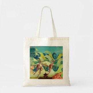 Saco da avenida do oceano dos dragões do mar bolsas para compras