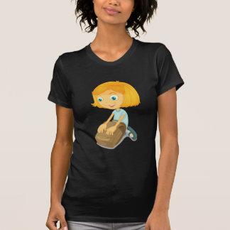 Saco da embalagem t-shirts