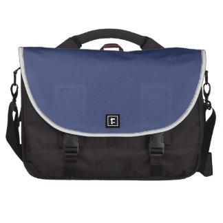 Saco da listra azul maleta para notebook
