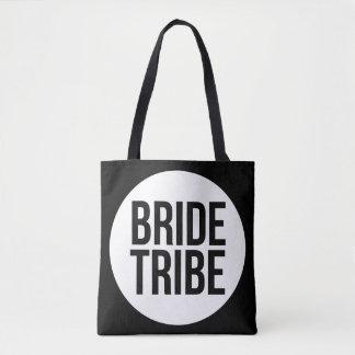 Saco de bolsas da galinha do tribo da noiva