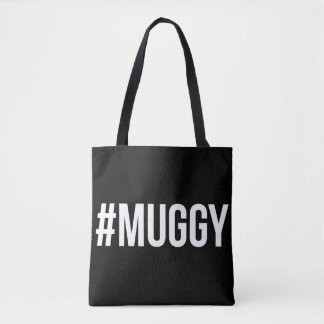 Saco de bolsas Muggy do slogan