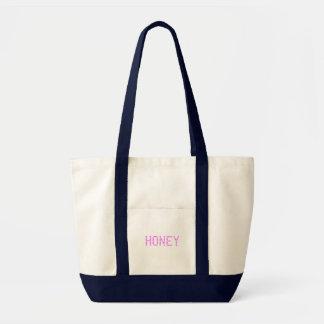 saco de mel bolsa para compra