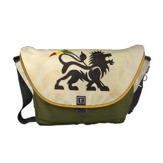 Saco de Messenjah do leão de Ras Bolsa Mensageiro