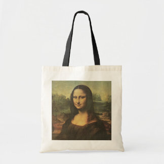 Saco de Mona Lisa Sacola Tote Budget