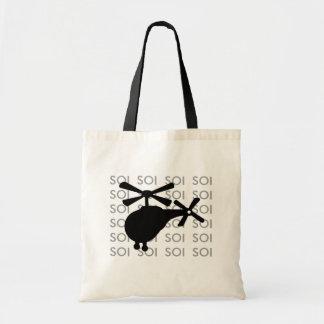 Saco de Roflcopter Soi Bolsa De Lona