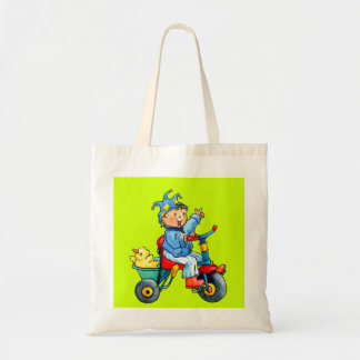 Saco do bebê de Trike da bicicleta da criança Bolsa Tote