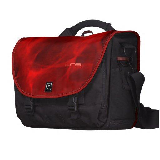 Saco do laptop de Lina Bolsa Para Computador Portátil