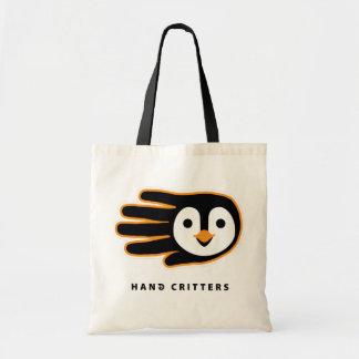 Saco do pinguim bolsa para compras