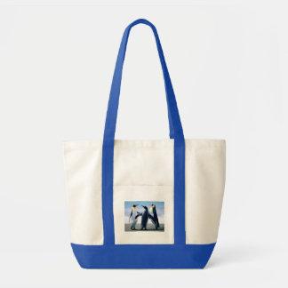 Saco do pinguim bolsas para compras