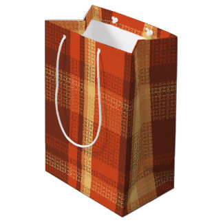 Saco do presente sacola para presentes média