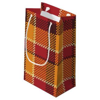 Saco do presente sacola para presentes pequena