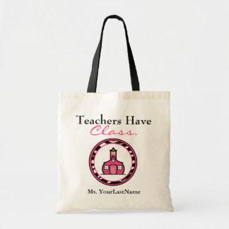 Saco do professor bolsa