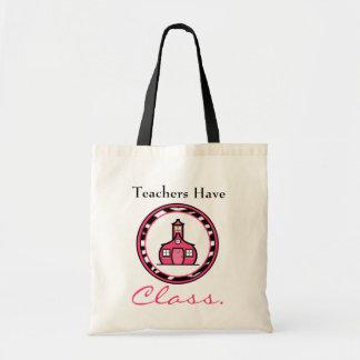 Saco do professor bolsa para compras