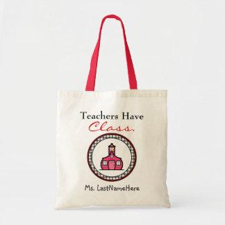 Saco do professor bolsas