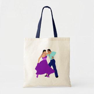 Saco do salão de baile bolsa tote