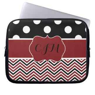 Saco dos eletrônicos bolsas e capas de notebook