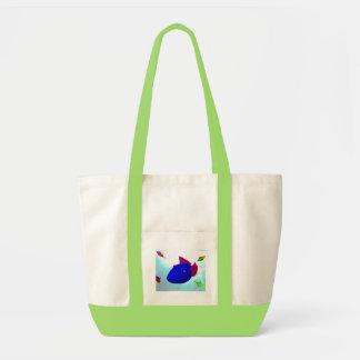 saco dos peixes 3D Bolsa Para Compra