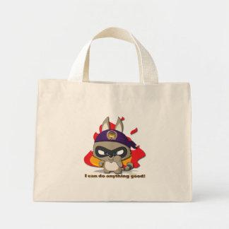 Saco engraçado de Kawaii do personagem de desenho  Bolsas De Lona