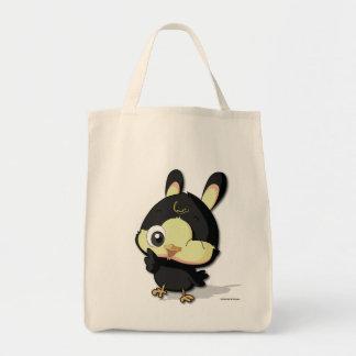 Saco engraçado de Kawaii do personagem de desenho  Bolsas Para Compras