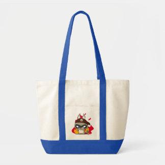 Saco engraçado do anime do kawaii dos desenhos ani bolsas para compras