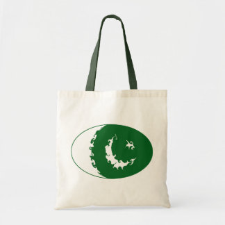 Saco Gnarly da bandeira de Paquistão Bolsas