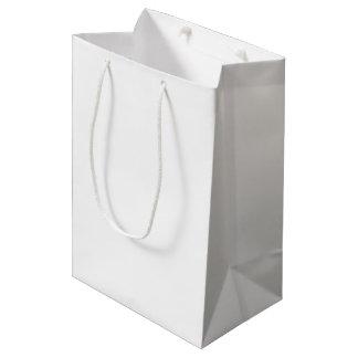 Saco médio do presente sacola para presentes média