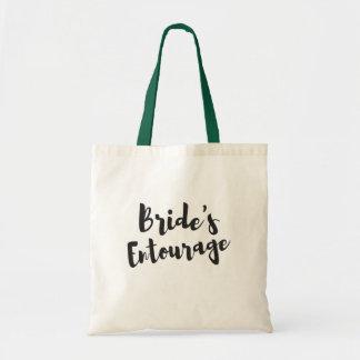 Saco nupcial do casamento do bolsa do partido do