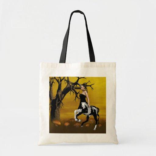 Saco pequeno do centauro bolsas para compras
