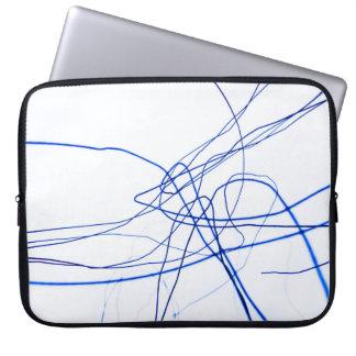 Saco prendido do laptop capas de notebook