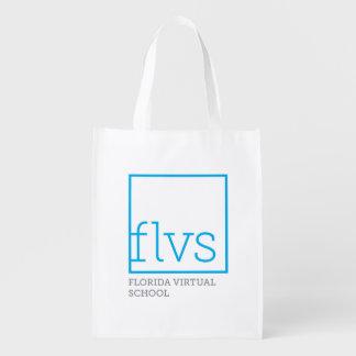 Saco reusável de FLVS Sacolas Ecológicas Para Supermercado