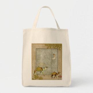 Saco sonhador dos camelos bolsa para compra