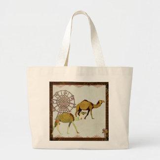 Saco sonhador dos camelos II Bolsa De Lona