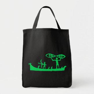 Saco verde de Viking Bolsa Para Compra